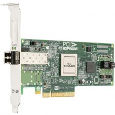 DELL Emulex LPe12000-E CN6YJ 8Gb/s Fibre Channel FC PCI-E HBA Host Bus Adapter